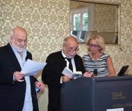 """Cerimonia Finale: Premio """"Alla Carriera"""" a Tahar Ben Jelloun, """"Premio Europa"""" a Giuseppe Conte"""
