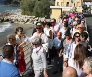 Inaugurazione Walk of Poetry