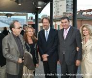 kadare-sindaco-della-spezia-ambasciatore-albania