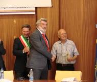 """Premio """"Poeti ed Artisti Liguri nel Mondo"""" 2015: Federico De Leonardis"""
