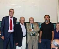 "Premio Lerici Pea ""alla Carriera"" 2013 a Titos Patrikios"