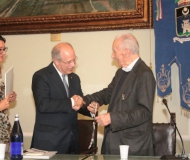 """Premio """"Paolo Bertolani"""" 2014a Franco Loi"""