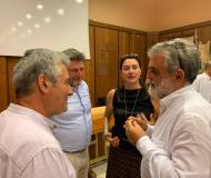 """Assegnazione del Premio Lerici Pea """"Paolo Bertolani"""" a Biagio Guerrera"""