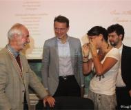 Premio Lerici Pea Speciale 2014 a Mlan Machiedo